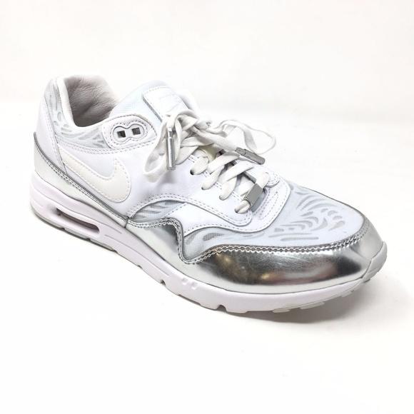 "nike silver leather air max Zapraszamy do zakupu ""title ="" srebrna skóra Nike Air Max Benvenuto per comprare"